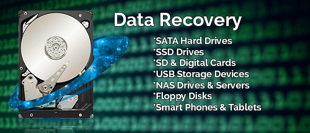 Data Recovery Chichester